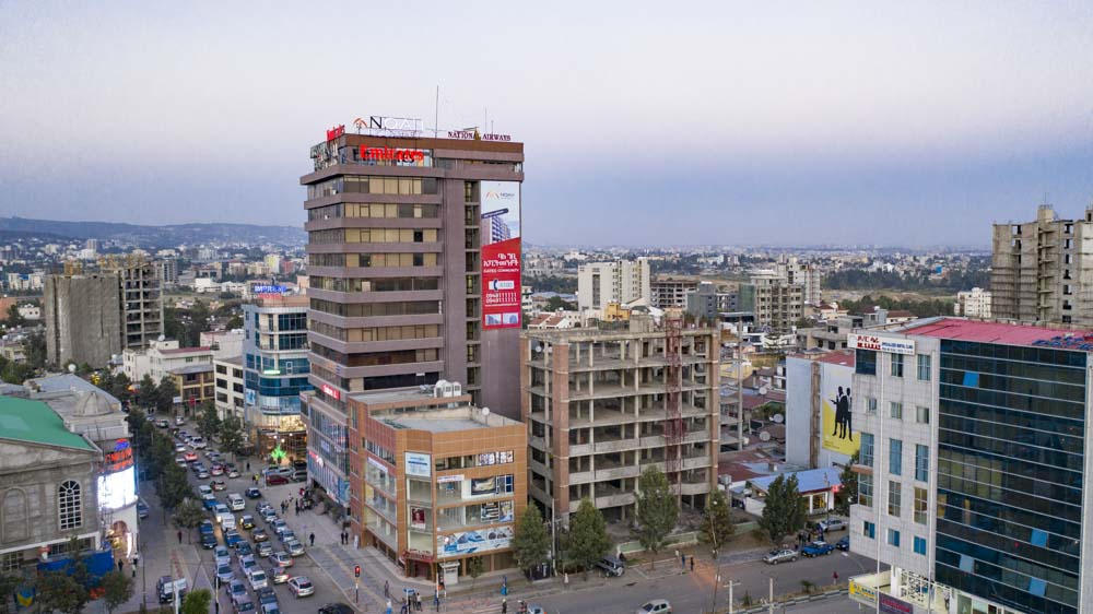 Abyssinia Plaza