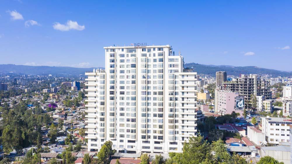 Noah Centrum Apartments